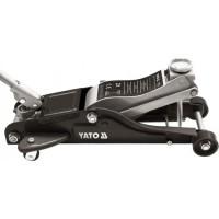 Домкрат автомобильный гидравлический подкатной YATO 2 т (YATO)