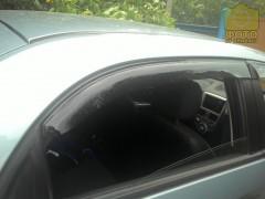Дефлекторы окон для ЗАЗ Forza '11-, седан (Cobra)