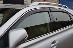 Дефлекторы окон для Lexus RX '09-15 (Cobra)