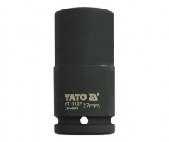 "Головка торцевая ударная глубокая YATO  3/4"", 6-гр., 19мм."