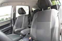 Авточехлы Premium для салона Honda CR-V 12- серая строчка (MW Brothers)