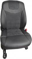Авточехлы Leather Style для салона Toyota Prius '09-15 (MW Brothers)
