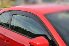 Дефлекторы окон для Audi A1 '10-, 3дв. (Cobra)