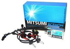 Комплект биксенона Mitsumi H4 5000K
