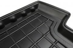 Фото 10 - Коврики в салон для Chevrolet Lacetti '03-12 резиновые, черные (AVTO-Gumm)