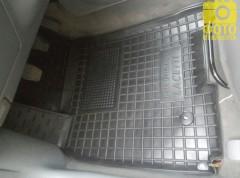 Фото 13 - Коврики в салон для Chevrolet Lacetti '03-12 резиновые, черные (AVTO-Gumm)