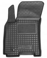 Фото 2 - Коврики в салон для Chevrolet Lacetti '03-12 резиновые, черные (AVTO-Gumm)