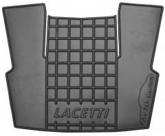 Фото 6 - Коврики в салон для Chevrolet Lacetti '03-12 резиновые, черные (AVTO-Gumm)