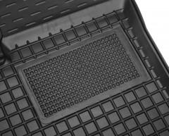 Фото 7 - Коврики в салон для Chevrolet Lacetti '03-12 резиновые, черные (AVTO-Gumm)