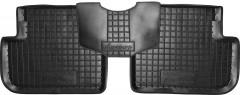Фото 4 - Коврики в салон для Daewoo Lanos / Sens '05- резиновые, черные (AVTO-Gumm)