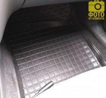 Фото 13 - Коврики в салон для Daewoo Lanos / Sens '05- резиновые, черные (AVTO-Gumm)