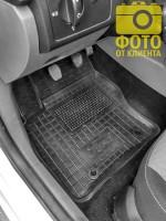 Фото 16 - Коврики в салон для Ford Focus II '04-11 резиновые, черные (AVTO-Gumm)