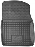 Фото 3 - Коврики в салон для Ford Focus II '04-11 резиновые, черные (AVTO-Gumm)