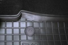 Фото 12 - Коврики в салон для Skoda Octavia A5 '05-13 резиновые, черные (AVTO-Gumm)