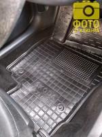 Фото 18 - Коврики в салон для Skoda Octavia A5 '05-13 резиновые, черные (AVTO-Gumm)