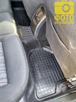 Фото 20 - Коврики в салон для Skoda Octavia A5 '05-13 резиновые, черные (AVTO-Gumm)