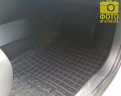 Фото 16 - Коврики в салон для Skoda Rapid '13- резиновые, черные (AVTO-Gumm)