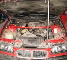 Распорка стоек для BMW 3 E36 '90-99, седан, 1.8