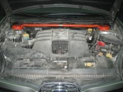 Распорка стоек для Subaru Tribeca '04-07, передняя