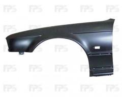 Крыло переднее правое для BMW 5 E34 '88-97 (с отв.) (FPS)