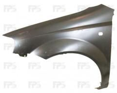 Крыло переднее правое для Chevrolet Aveo '04-06 (с отв.) (FPS)