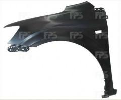 Крило переднє праве для ЗАЗ Aveo '11- (з отв. під повт.) (FPS)