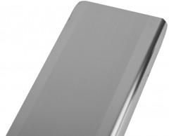 Фото 4 - Накладки на пороги для Infiniti EX (QX50) '08- (Premium)