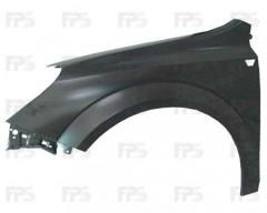 Крыло переднее левое для Opel Astra H '04-15, (FPS)