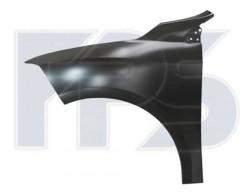 Крило переднє праве для Renault Fluence '10- (FPS)