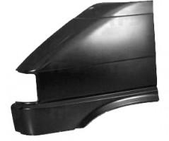 Крыло переднее левое для Volkswagen Transporter T4 '91-03, кроме TDI, без отв. воздухозаб. (FPS)