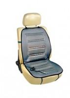 Накидка на сиденье с подогревом серая LA 140401GR