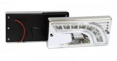Противотуманные фары для Lada (Ваз) 2110 '95-14 (Lavita) LED, хромированные