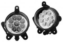 Противотуманные фары для Lada (Ваз) Priora 2170-2172 '07- (Lavita) LED
