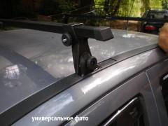 Фото 2 - Багажник в штатные места для Opel Vectra B '96-02 седан/хетчбэк, сквозной (Десна-Авто)
