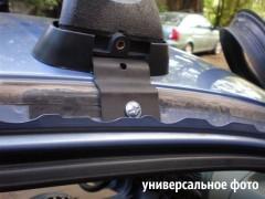 Багажник в штатные места для Renault Sandero '08-12, сквозной (Десна-Авто)