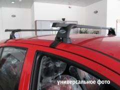 Багажник на крышу для Volkswagen Polo Sedan '10-, сквозной (Десна-Авто)