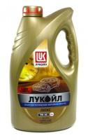 Лукойл Люкс SAE 5W-40 полусинтетическое (4л)