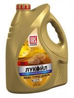 Лукойл Люкс Турбо Дизель SAE 10W-40 (5л)