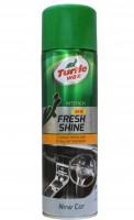 """Полироль-освежитель Turtle Wax Fresh Shine """"Новый Автомобиль"""" 500 мл."""