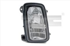 Противотуманная фара для Ford C-max '07-10 правая (TYC)