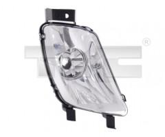 Противотуманная фара для Peugeot 308 08-13 правая (TYC)