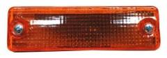 Указатель поворота в бампере Mazda 323 ''85-89 (Bf) / Kombi -94 (Bw) левый/правый, желтый (TYC)