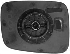 Вкладыш зеркала бокового Volkswagen Transporter T4 '90-03 (кр. Caravelle) правый (Tempest) 510620430