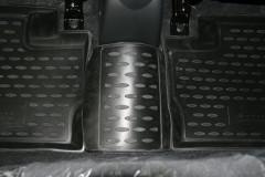 Фото 17 - Коврики в салон для ЗАЗ Forza '11- полиуретановые (Novline)