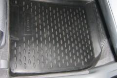 Фото 9 - Коврики в салон для Chevrolet Lacetti '03-12 полиуретановые, серые (Novline)