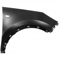 Крыло переднее правое для Kia Sportage '10-15 (с отв. повт.) (Tempest)