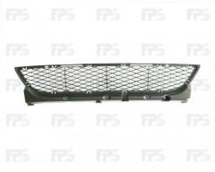 Решетка бампера для Mazda 3 '04-06 Седан средняя (Tempest)