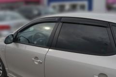 Дефлекторы окон для Hyundai i30 FD '07-12, хетчбек (Cobra)