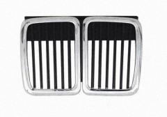 Решетка радиатора для BMW 3 E30 '87-91 средняя (Tempest)
