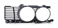 Решетка радиатора для BMW 5 E34 '88-93 левая, оправая (Tempest)